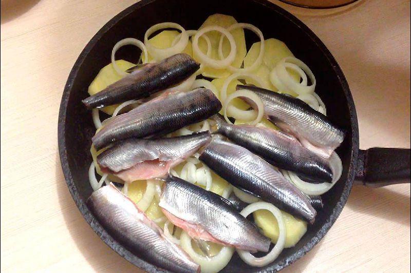 блюда из пеляди рецепты с фото